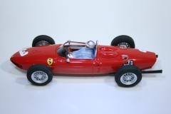 347 Ferrari 156 1961 Von Tripp Scalextric C2727 2006 Boxed