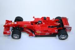 388 Ferrari F2007 2007 K Raikkonen SCX 6280 2008 Set