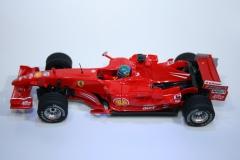 413 Ferrari F2007 2007 F Massa SCX 6280 2008 Boxed