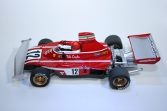 441 Ferrari 312 B3 1974 N Lauda Technitoys Altaya 2004 Magazine