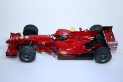 468 Ferrari F2007 2007 K Raikkonen Scalextric C2860 2008 Boxed