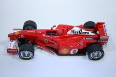 5 Ferrari F2002 2002 M Schumacher Proslot PS1078 2002 Boxed