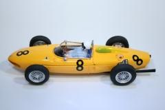 527 Ferrari 156 1961 O Gendebien Scalextric C3033 2009 Boxed
