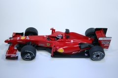 570 Ferrari F60 2009 F Massa Scalextric C3051 2010 Boxed