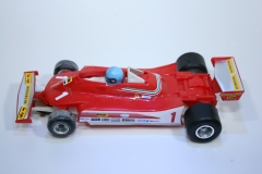 596 Ferrari 312 T4 1979 J Scheckter Polistil A119 1979