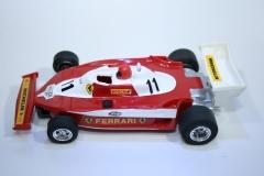6 Ferrari 312 T3 1976 N Lauda Scalextric C136 1979-82 Boxed