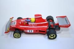 684 Ferrari 312 B3 1974 C Regazzoni EXIN 4052 1975 Boxed