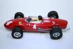 7 Ferrari 156 1961-62 P Hill Scalextric Altaya 2002 Magazine