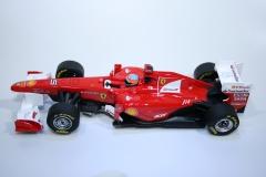 706 Ferrari 150 Italia 2011 F Alonso Carrera 27417 2012 Boxed