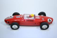 8 Ferrari 156 1962 P Hill Scalextric C90 1962-65 Boxed