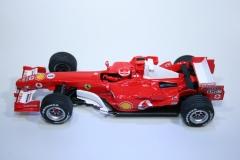 836 Ferrari F2005 2005 M Schumacher Carrera 27117 2006 Boxed