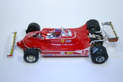 898 Ferrari 312 1979 G Villeneuve SRC 02202 2015 Boxed