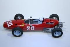 936 Ferrari 1512 1966 J Surtees Penelope Pitlane