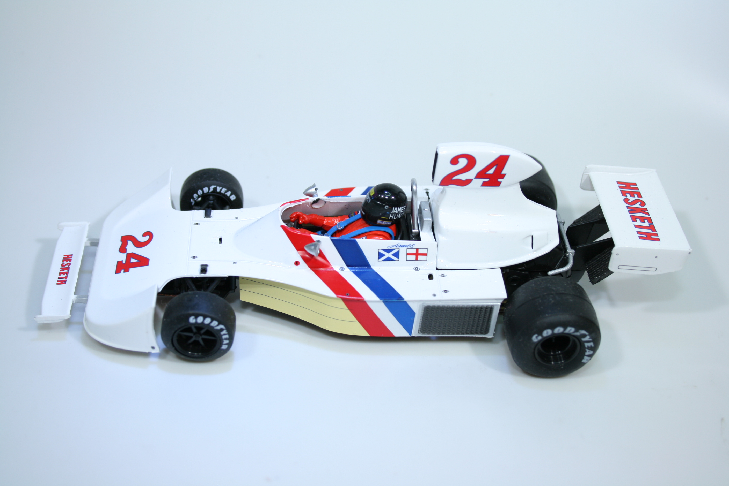 1430 Hesketh 308 1975 J Hunt FLY A2006 2020 Boxed