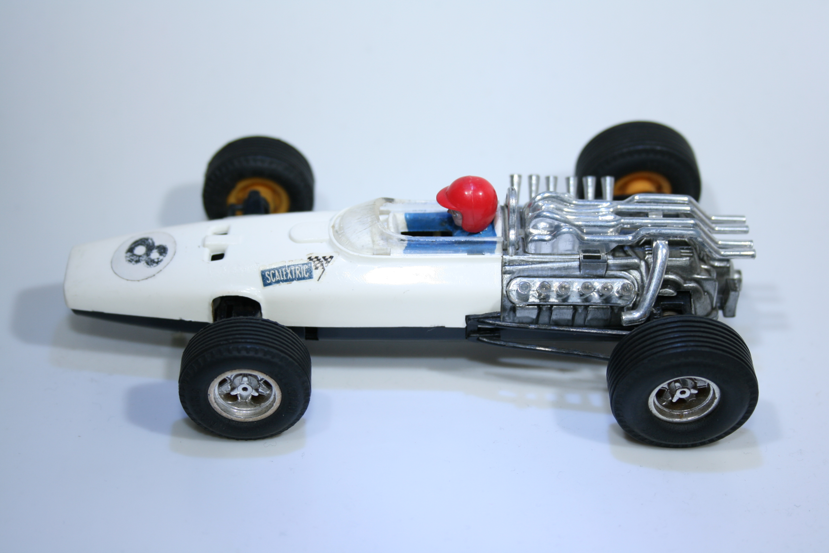 516 Honda RA273 1967 J Surtees Scalextric C36 1968-70