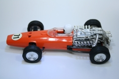 1047 Honda RA273 1967 J Surtees Scalextric  C36 1968-70 Mexico