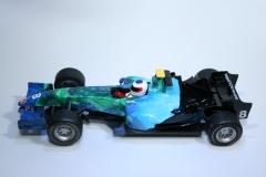 367 Honda RA107 2007 R Barrichello Scalextric C2840 2007