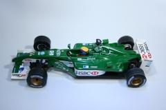 227 Jaguar R4 2003 M Webber SCX 61150 2003 Boxed