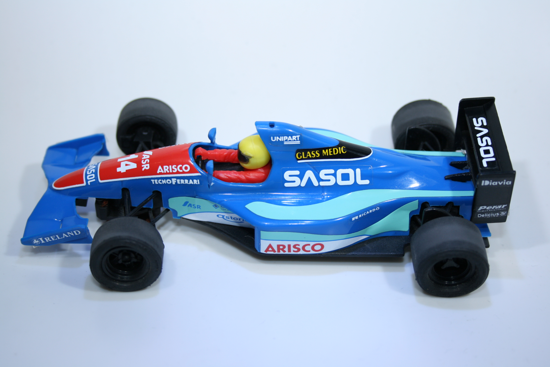 188 Jordan 193 1993 R Barrichello SCX 8380 1995