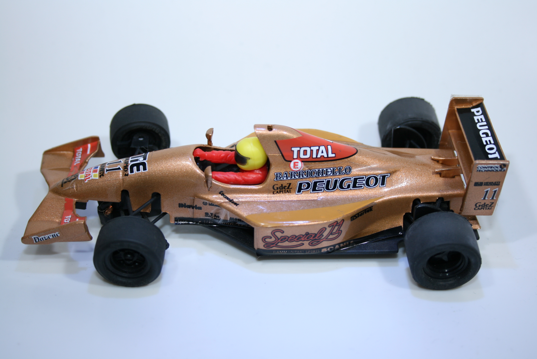 190 Jordan 196 1996 R Barrichello SCX 8322 1997 Boxed