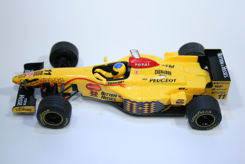 191 Jordan 197 1997 R Schumacher Ninco 50172 1998 Boxed