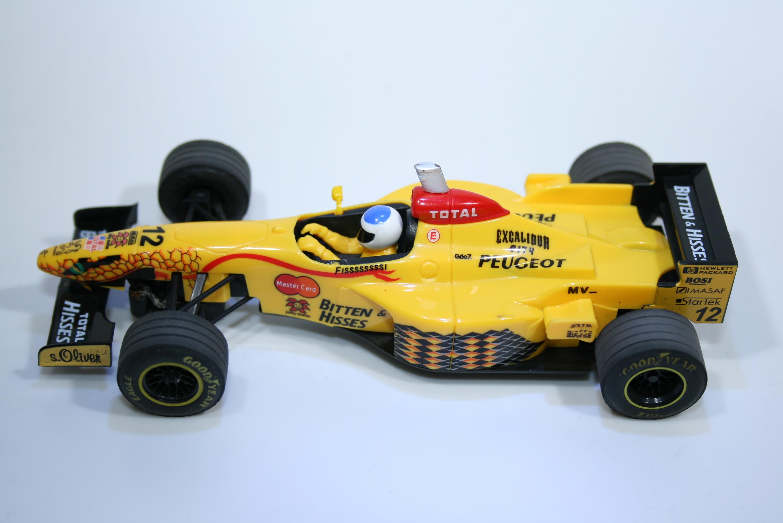 192 Jordan 197 1997 G Fisichella Ninco 50173 1998 Boxed