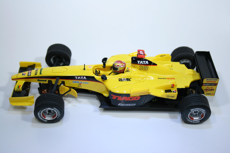 198 Jordan EJ15 2005 T Monteiro SCX 2005