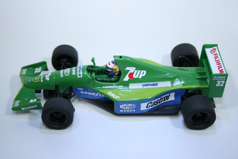 858 Jordan 191 1991 M Schumacher SCX 8349 1992 Boxed