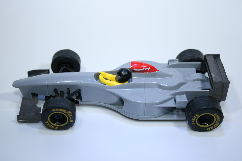 868 Jordan 198 1998 D Hill C2126 1998 Prototype Sponsor Sample