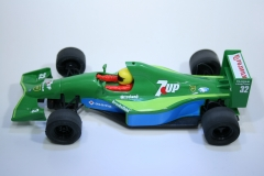 189 Jordan 191 1991 M Schumacher EXIN 8349 1992 Boxed