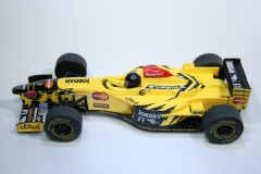 193 Jordan 198 1998 D Hill Scalextric C2126 1998 Boxed