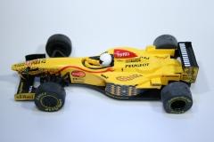 321 Jordan 197 1997 G Fisichella Scalextric C2080 1998 Boxed
