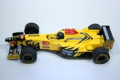 859 Jordan 198 1998 D Hill Scalextric C2126 1998