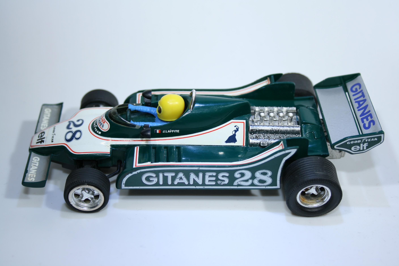 729 Ligier JS11 1979-80 J Laffite SCX 4060 1981 Boxed