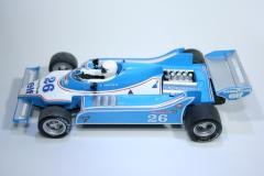 288 Ligier JS11 1979-80 J Laffite SCX Altaya 1979-80 2005
