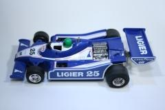 314 Ligier JS11 1979-80 J Laffite Scalextric C137 1980 Boxed