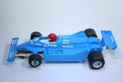 552 Ligier JS25 1985 J Laffite Polistil 31105 1985 Boxed