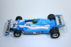 948 Ligier JS7 1977 J Laffite Polistil A109 1977-78