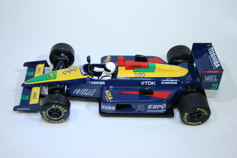 1649 Lola LC90 1990 E Bernard NSR 0182L 2021 Boxed