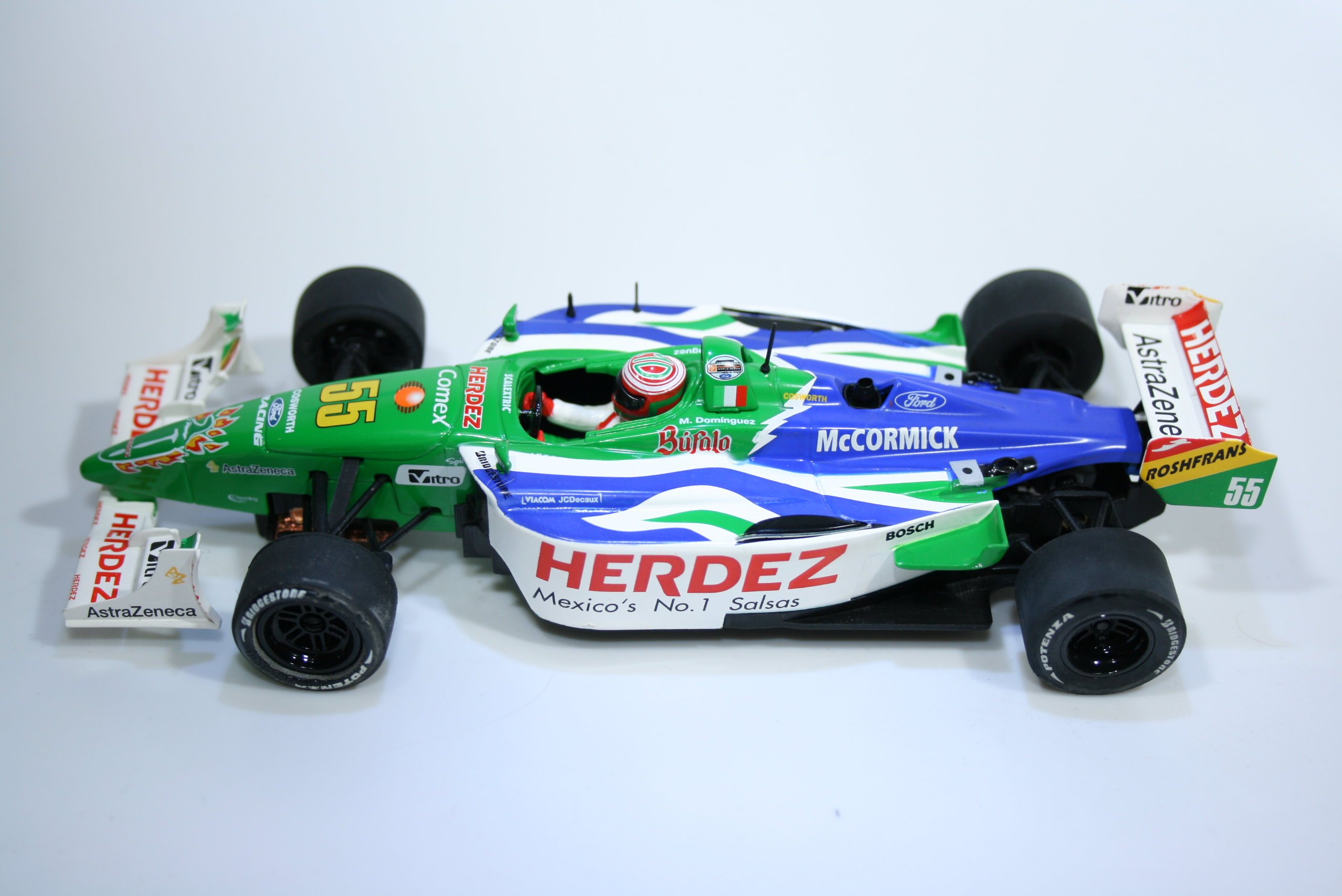 348 Lola Ford Herdez 2004 M Dominguez SCX 61530 2004 Boxed