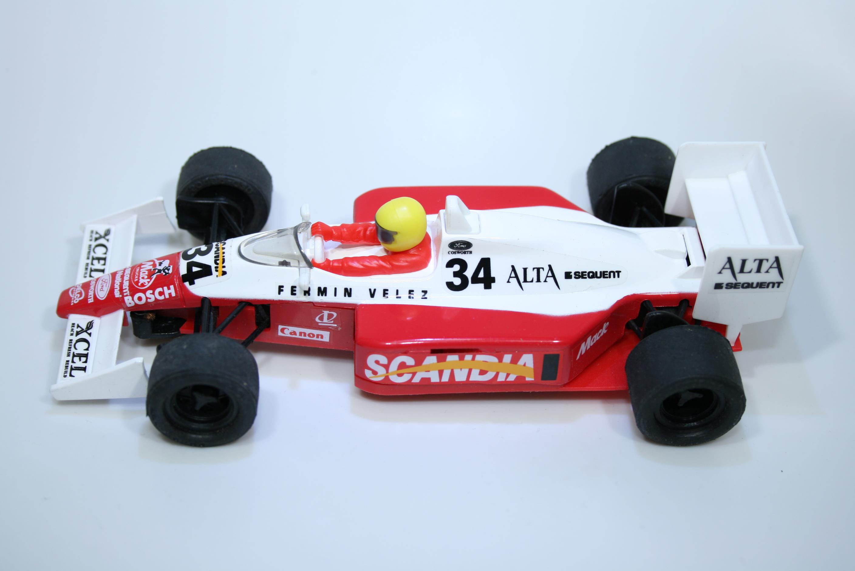 58 Lola Ford 1996 F Velez SCX 83470 1997