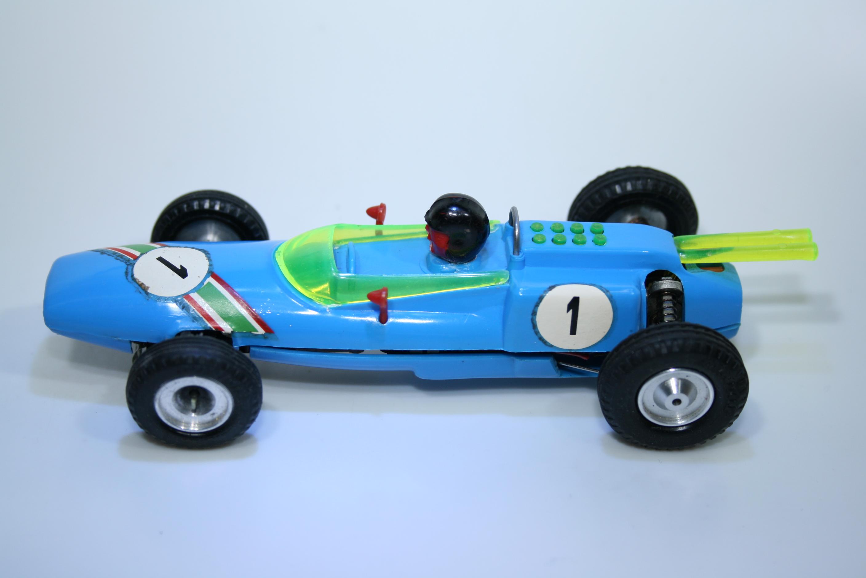 1077 Lotus 25  1962-67 J Clark Miniamil