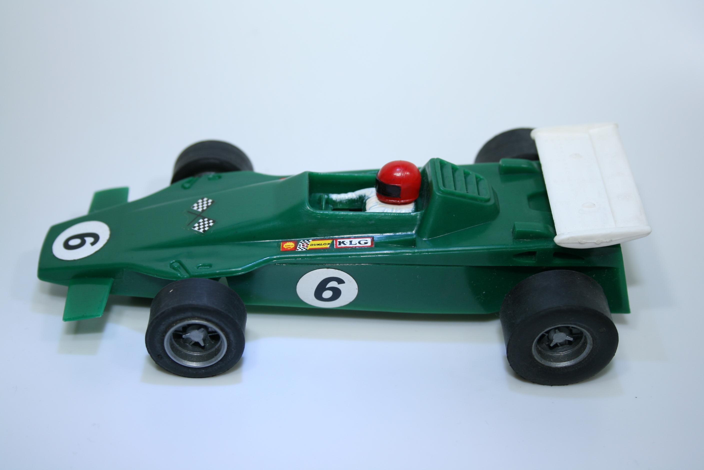 1087 Lotus 56 1971 E Fittipaldi Scalextric C27