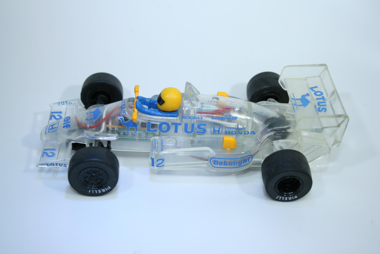 1182  Lotus 99T 1987-88 A Senna Scalextric C434 1988-92