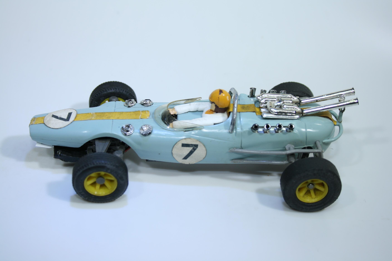 1189 Lotus 38 1965 J Clark VIP R67S 1967 Boxed
