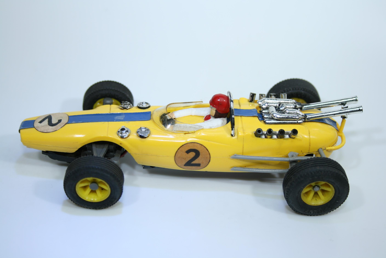 1190  Lotus 38 1965 J Clark VIP R67 1967 Boxed