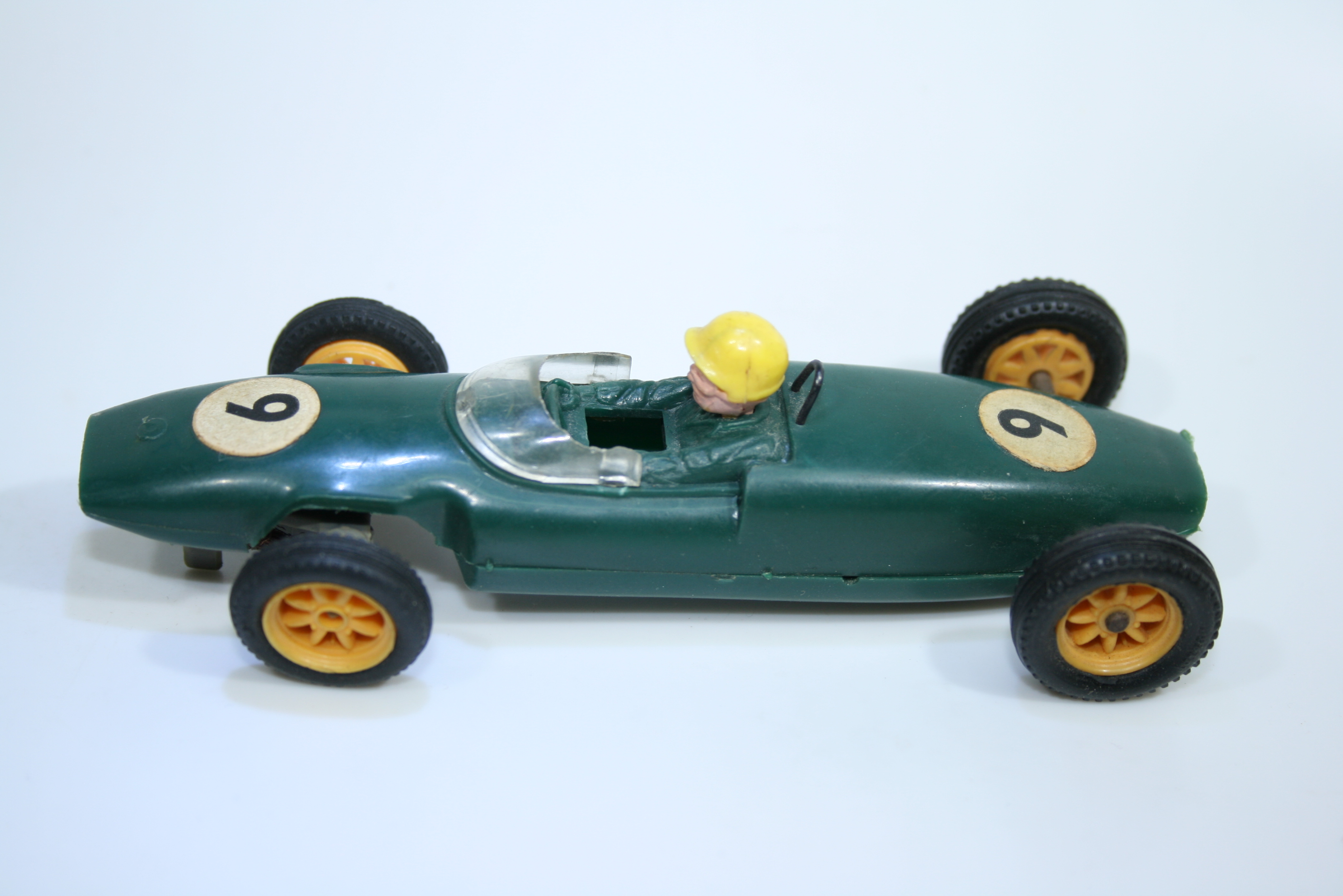 1308  Lotus 18 Junior 1960-63 Scalextric C67 1963
