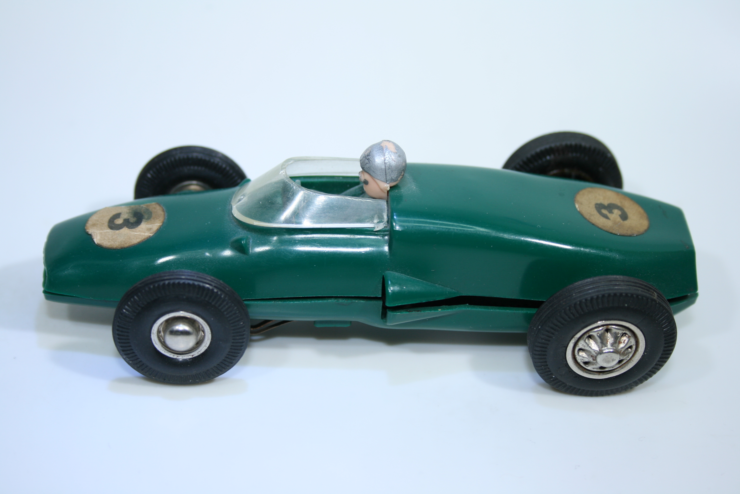 1343 Lotus 18 1961 I Ireland Troby Set 1000 1966