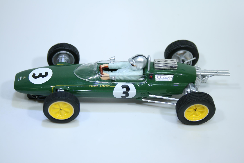 1425 Lotus 25 1963 J Brabham Scalextric C4083 2020 Boxed