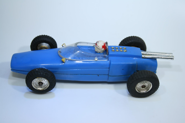 1447 Lotus 25 1962 J Clark Policar Set Car P63